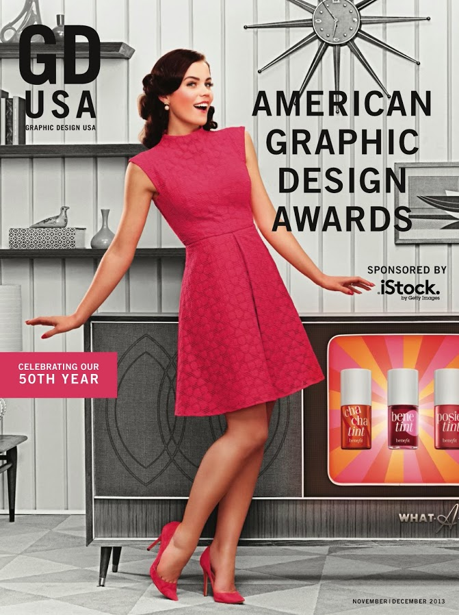 Featured: GD USA 2013 – American Graphic Design Awards Annual