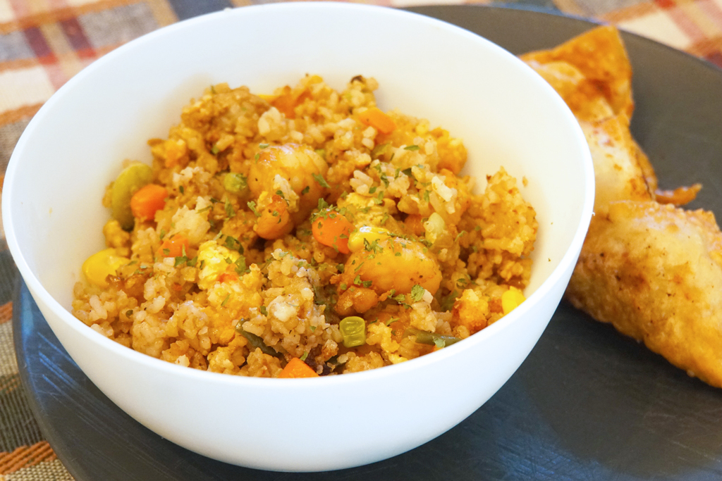 Shrimp Fried Rice-Plated2